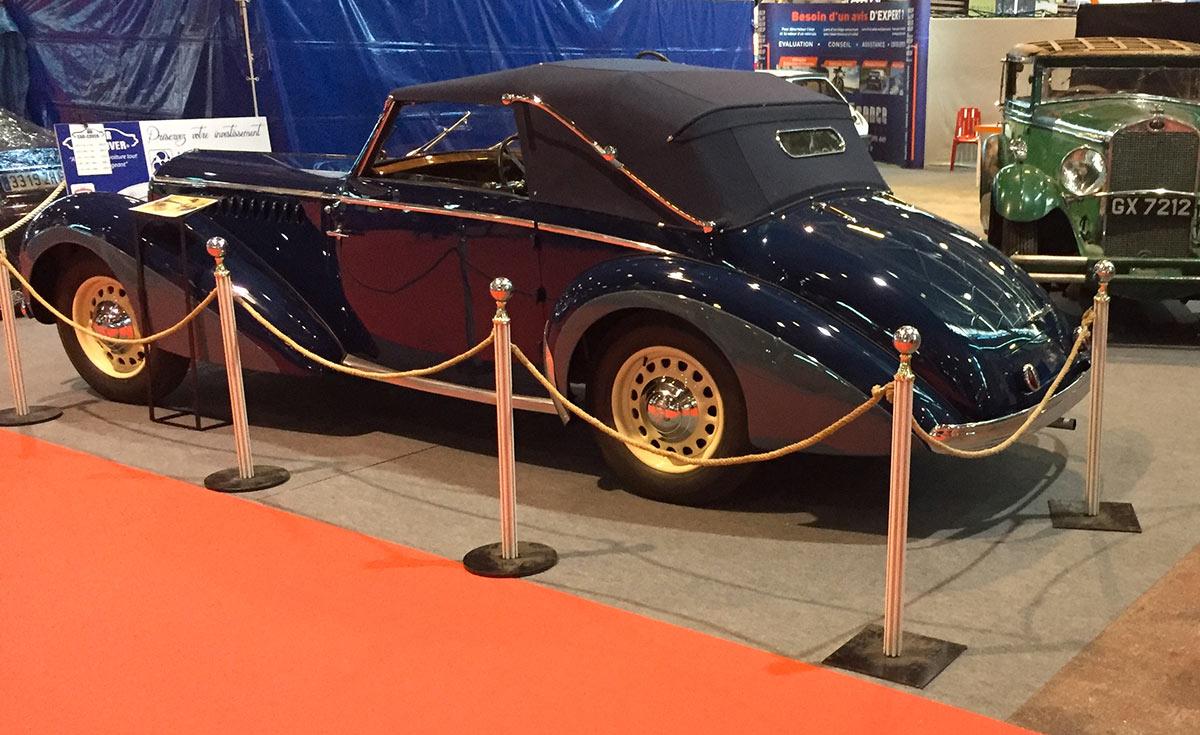 Restauration de voitures anciennes : Castels Automobile Restauration